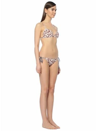Love Bikini Üst Renkli